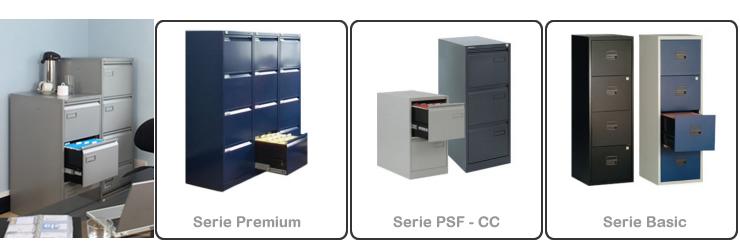 Muebles archivadores archivadores metlicos folderama for Archivadores para oficina