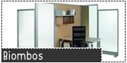 Mobiliario de oficina sillas de oficina muebles de for Biombos metalicos