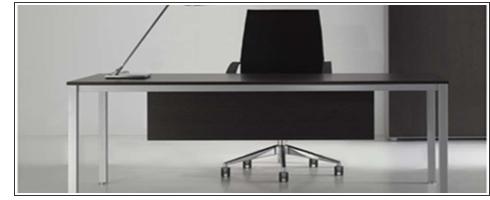 Euro 5100 mobiliario de oficina sillas de oficina for Muebles oficina cristal