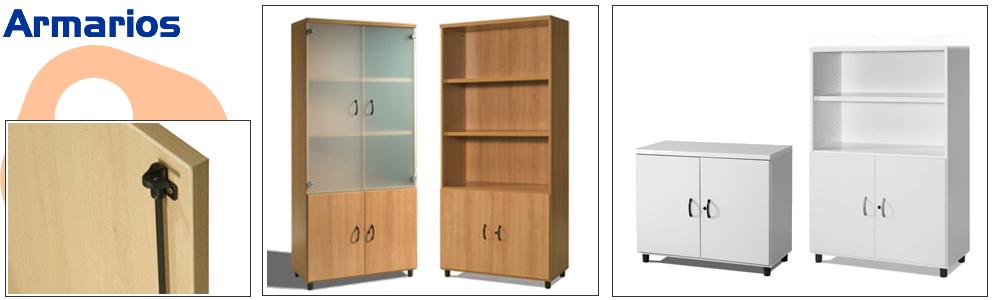 Armarios de oficina mobiliario de oficina sillas de for Muebles de oficina wengue
