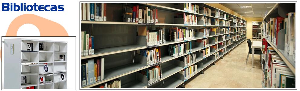 Muebles biblioteca salas de estudio mobiliario de for Biblioteca para oficina
