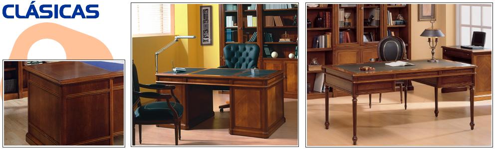 Despachos clasicos mobiliario de oficina sillas de for Muebles oficina madrid