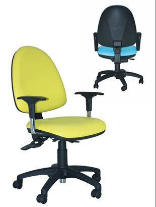 Silla ibiza sillas de oficina sillas operativas for Muebles de oficina ibiza