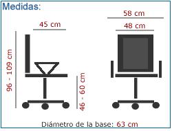 silla signo sillas de oficina sillas operativas