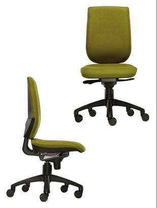 Silla reto sillas de oficina sillas operativas for Reto madrid recogida muebles